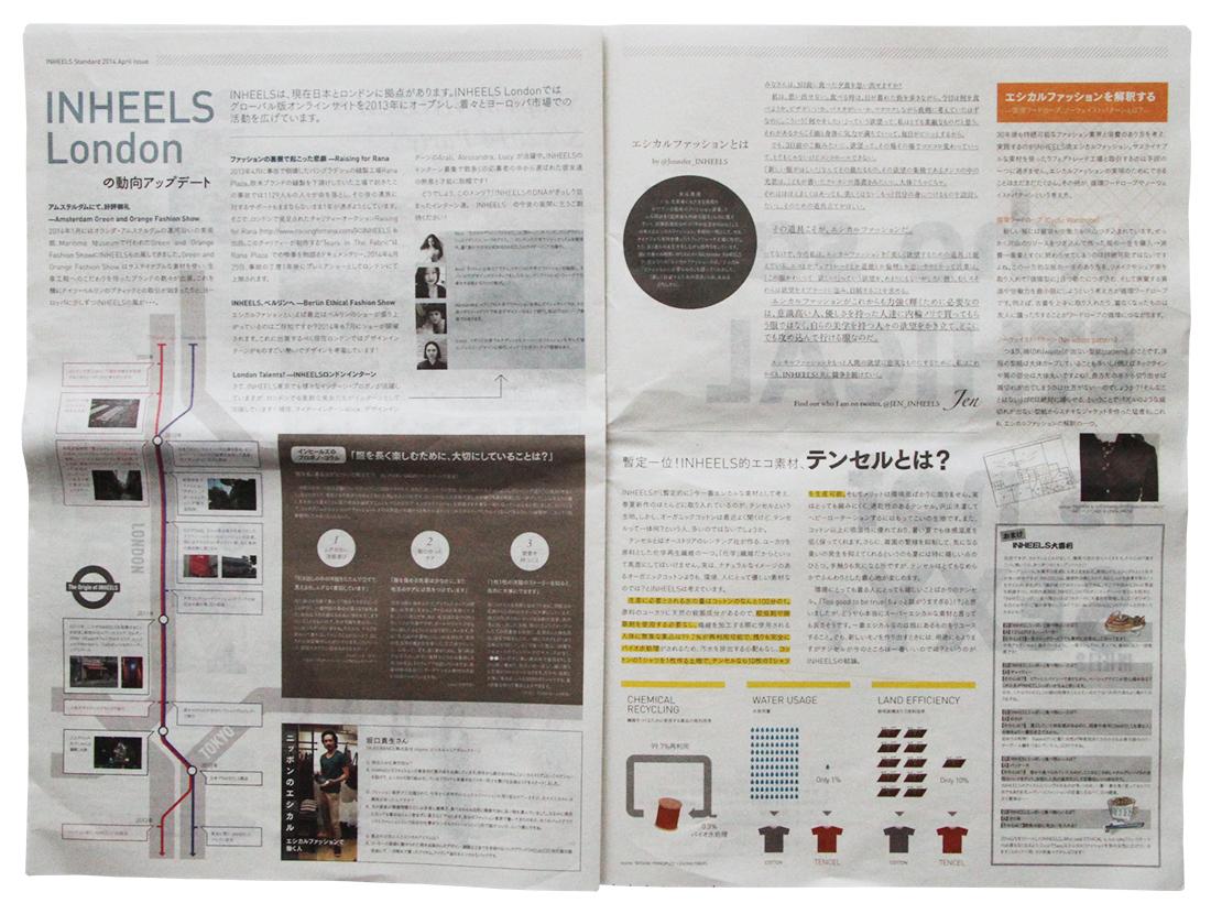 Inheels Standard vol.3